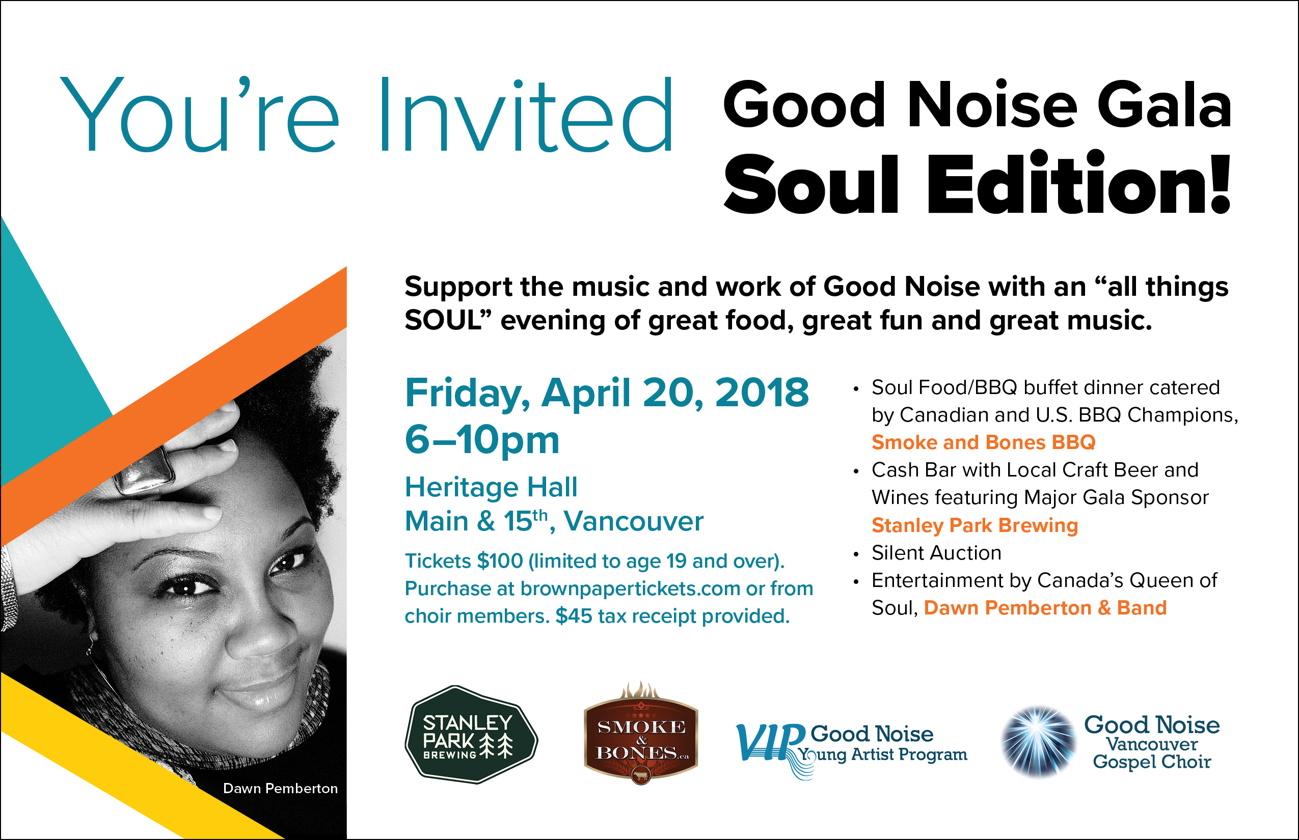 Good Noise Gala - The Soul Edition! - Good Noise Vancouver